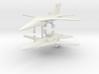 1/285 EF-111 Raven (x2) 3d printed 1/285 EF-111 Raven (x2)