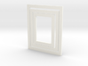 3-piece Modern Frame Collection 1:12 scale 3d printed