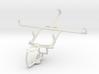 Controller mount for PS3 & Spice Mi-510 Stellar Pr 3d printed