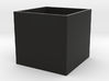 Cube Planter Small 1:12 scale 3d printed