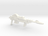 Savage Laser Rifle 3d printed