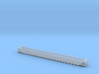 Twenty One Bay Rapid Discharge Hopper - Zscale 3d printed