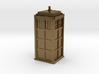 Doctor Who Tardis 3d printed