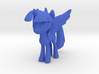 Little Pony With Wings  3d printed
