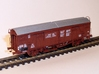 1/148 German train-ferry van E277 3d printed Painted model with all additional parts