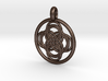 Thebe pendant 3d printed