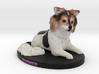 Custom Dog Figurine - Boomer 3d printed