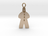 Ginger Bread Man xmas ornament 3d printed
