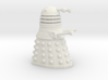 Dalek [1960s Style] 30mm Miniature 3d printed