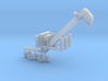 HO 1/87 Conveyor Unloader - Rail Hoppers/Road tank 3d printed