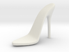 Women High Heel Base Right Shoe 3d printed