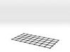 Simulation Mesh - No Diagonals 3d printed