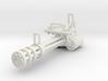 Gatling gun 3d printed