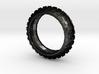 Motorcycle/Dirt Bike/Scrambler Tire Ring Size 13 3d printed