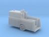 1:87 Classic Fire Rescue Truck Body 3d printed