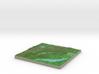 Terrafab generated model Sun Dec 07 2014 16:30:26  3d printed