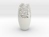Decorative Tabletop Flower Vase  3d printed