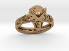 Dog Ring 3d printed