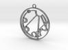 Griselda - Necklace 3d printed