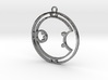Ashala - Necklace 3d printed