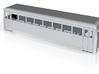OO9 rail bus bogie 3d printed
