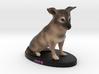 Custom Dog Figurine - Jack 3d printed