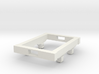 Gn15 small 4ft wagon chassis 3d printed