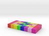Color Blocks 3d printed