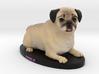 Custom Dog Figurine - Mable 3d printed