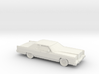 1/87 1978 Lincoln Continental Coupe 3d printed