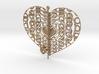Heart Swap Spinner Ringlets -15cm 3d printed