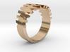 DEFENDER ring | size: 6.5 3d printed