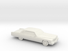 1/87 1975 Cadillac Sedan Deville 3d printed