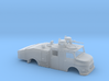 HO Gauge 1:87 Wasserwerfer 4 Mercedes 3d printed
