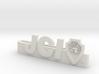 Jci Tie Clip 3d printed