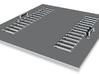 Diesellok Coferna Seitenteil IIf 3d printed