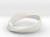 Mobius bracelet 01 3d printed