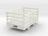 Gn15 small 5ft slate wagon 3d printed