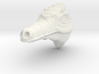 Dragon head Neck 3d printed