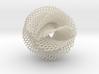 5x4 ribbon on hypersphere 3d printed