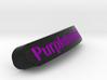 Purplekoolaid Nameplate for SteelSeries Rival 3d printed