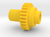 Inventing room Key Right Gear (9 of 9) 3d printed