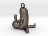 Dickbutt Pendant Keyring 3d printed