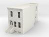 HO scale Row Home  3d printed