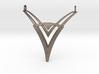 V9 Necklace Pendant 3d printed