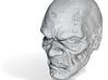 Zombie -Head-02-1-6 3d printed