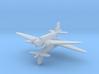 Douglas B-18B Bolo 1/600 (2 airplanes) 3d printed