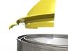 Ergonomic 1 Gallon Paint Brush Wiper 3d printed