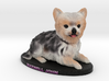 Custom Dog Figurine - Max 3d printed