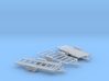 Trailer Assortment S Scale 3d printed